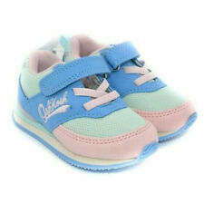 New OshKosh B'gosh Baby Girls Sneakers Shoes Size 1 Blue