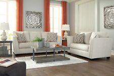 Awe Inspiring Ashley Furniture White Living Room Sofas Loveseats Ibusinesslaw Wood Chair Design Ideas Ibusinesslaworg