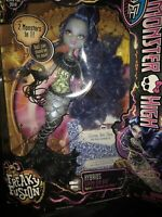NEW IN BOX ❗️ Monster High Doll ❗️ SIRENA VON BOO ❗️Freaky Fusion - Hybrids