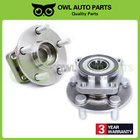 (2) Front Driver Passenger Wheel Bearing Hub Assembly for Legacy Outback w/ABS