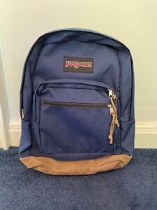 Jansport Blue Laptop Backpack