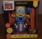 Mini Minion MiP Turbo Dave - Miniature Remote-Controlled Robot Toy – Brand New