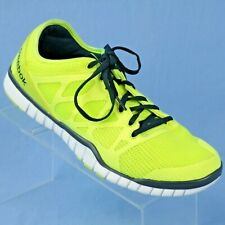 Reebok Neon Yellow Crossfit Athletic Shoes 023501 914 Mens Size 11