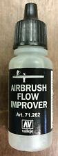 Vallejo Airbrush Flow Improver: 17ml  71262