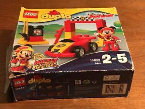 Lego-Duplo Costruzione Confezione  10843
