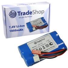 Premium AKKU 1800mAh 7,4V Li-Ion ersetzt Revell 24056, 2406, 43986, 440704