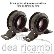 2X Supporto Cuscinetto Albero Trasmissione FREELANDER 1.8 2.0 2.5 98-06 GTLR001