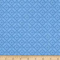1 IN A MINION 23993 B by Quilting Treaures 1//2 YARD