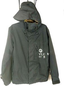 Volcom Snowboard Men's Jacket V-Line Science NIMBus 8000mm/5000gm SNOW 06 Sz S