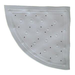 Shower Mat Non Slip Shower Mat Corner Shower Mat Anti Slip Shower Mat Matt Grey