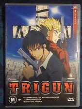 Trigun - Wolfwood : Vol 3 (DVD, 2003, Region 4) b3