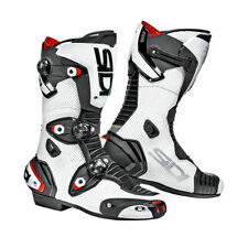 Sidi Microfibre Upper Motorcycle Boots CE Approved