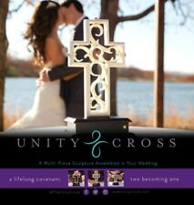 The Unity Cross Pearlescent White Unity Wedding Cross New in Box