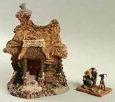 Rare- Boyds Bearly Built-Villages -Matthew'S Bungalow #19011 (Mib)