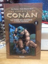 Cronicas de Conan numero 1 tomo en perfecto estado de Tomas/Windsor Smith.
