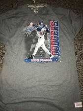 Mitchell & Ness Los Angeles Dodgers Mike Piazza Photo Graphic Shirt XL $45