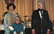 "President James Earl "" Jimmy "" Carter, US History --- Standard Chrome Postcard"