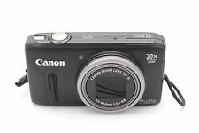 Canon PowerShot SX260 HS 12.1MP 3''Screen 20x Zoom Digital Camera Black