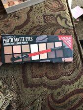 New Smashbox Photo Matte Eyes Liner Brow Powder Brush Eyeshadow 100% Authentic