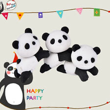 1X Panda Eraser Stationery School Supplies Correction Supplies Child's Gift