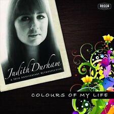 JUDITH DURHAM Colours Of My Life CD/DVD BRAND NEW Slipcase