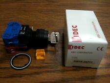 Idec HW1K-2AF11 22mm Key Switch 2 Positions