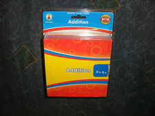 New Carson-Dellosa Publishing Addition EZ - Spin Flash Cards