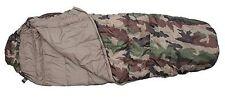 Duvet / sac de couchage générique grand froid -20°C camouflage Armée Française