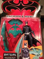 BATMAN & ROBIN (MOVIE) BATGIRL FIGURE (KENNER/1997/HTF)