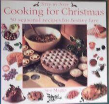 Cuisson pour Noël : 50 Saisonnier Recettes Festif Fare ( Étape par ), Sue