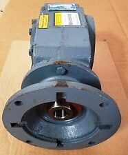 NEW BOSTON GEAR DOUBLE REDUCTION GEAR REDUCER   /  SF842BR-20K-B7    20:1 RATIO