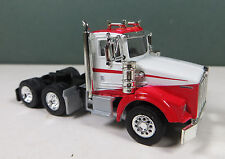 HO 1/87th Promotex Kenworth T-800 SWB Tractor - Red/White - NEW!