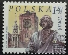POLAND STAMPS MNH Fi3865 Sc3665 Mi4015 - Polish cities: Torun, 2003, **