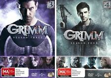 Grimm - Season 3 & 4 : NEW DVD