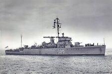 rp16442 - Royal Navy Warship - HMS Fowey U15 built 1931 - photo 6x4