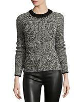NWT Rag & Bone Karen Crewneck Sweater Size Large $278