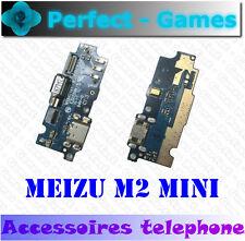 MEIZU M2 Mini USB connecteur de charge dock charging port flex board microphone