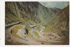 Gotthardstrasse Schoellenen Postcard 260a