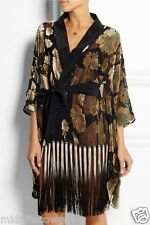 Agent Provocateur Soiree Kimono silk gown NEW boxed Mistie velvet devore rp£1495