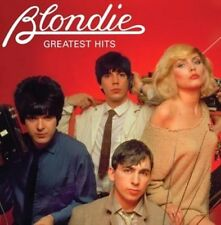 Blondie Greatest Hits 19 Track CD Debbie Harry Deborah Pop 1980s