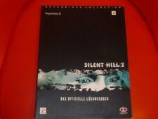 Silent Hill 2 PS2 Das offizielle Lösungsbuch - deutsch TOP Zustand