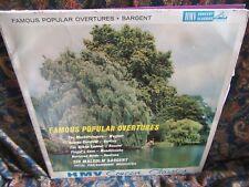 """Sir Malcolm Sargent,""""Famous Popular Overtures"""" vinyl LP-XLP 20034"""