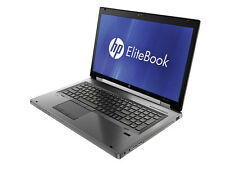 "HP EliteBook 8760w i5-2520m/4gb/500gb/17.3"" FHD/Quadro 3000m/RW/Win 10 hom"