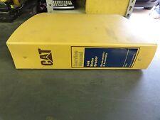 Caterpillar 14H Motor Grader Service Manual  Disassembly & Assembly  7WJ