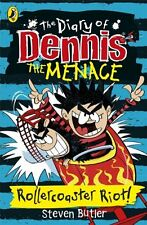 The Diary of Dennis the Menace: Rollercoaster Riot! (book 3) (The Beano),Steven
