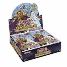 Yu-Gi-Oh! Secret Slayers Booster Box Preorder Factory Sealed