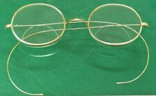Antique Hardy Gold Filled Eyeglasses / Optical