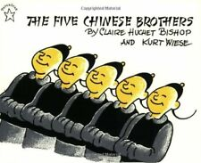 The Five Chinese Brothers-Claire Huchet Bishop