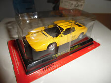 FERRARI TESTA ROSSA GIALLO - SCALA 1/43 OFFICIAL LICENSED PRODUCT DIECAST MODEL
