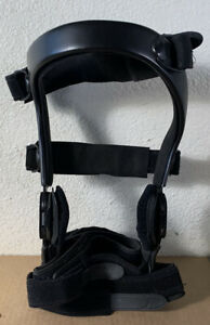 DonJoy Defiance Right Knee Brace Support ACL MCL PCL XL Black